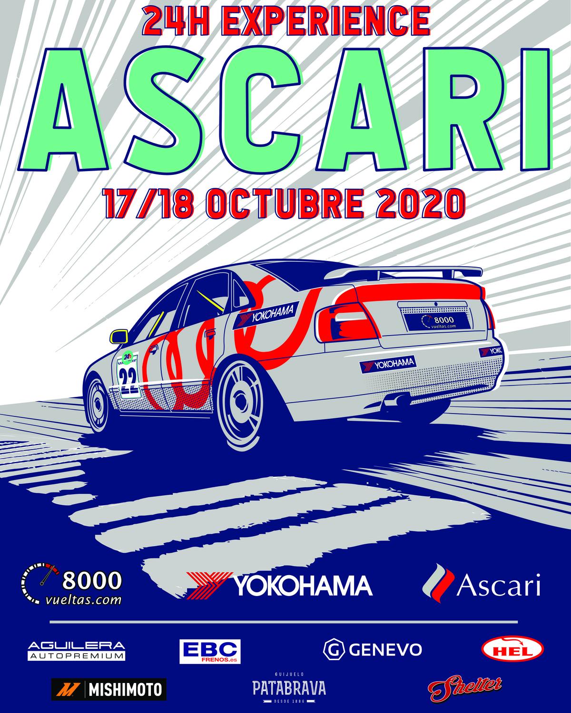 24h Experience Ascari 2020